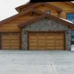 Wooden Garage Door Replacement Panels