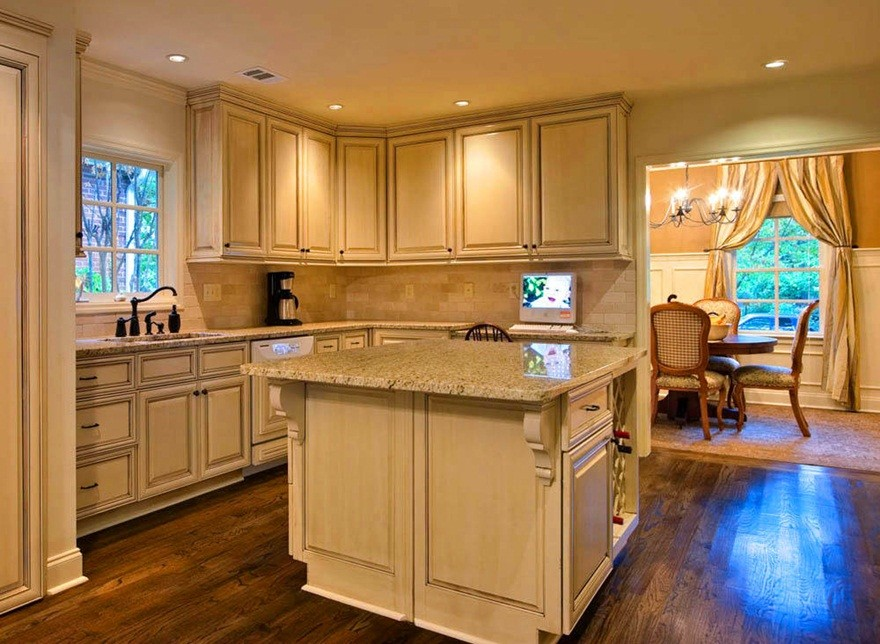 Great Ideas for Refinishing Kitchen Cabinets