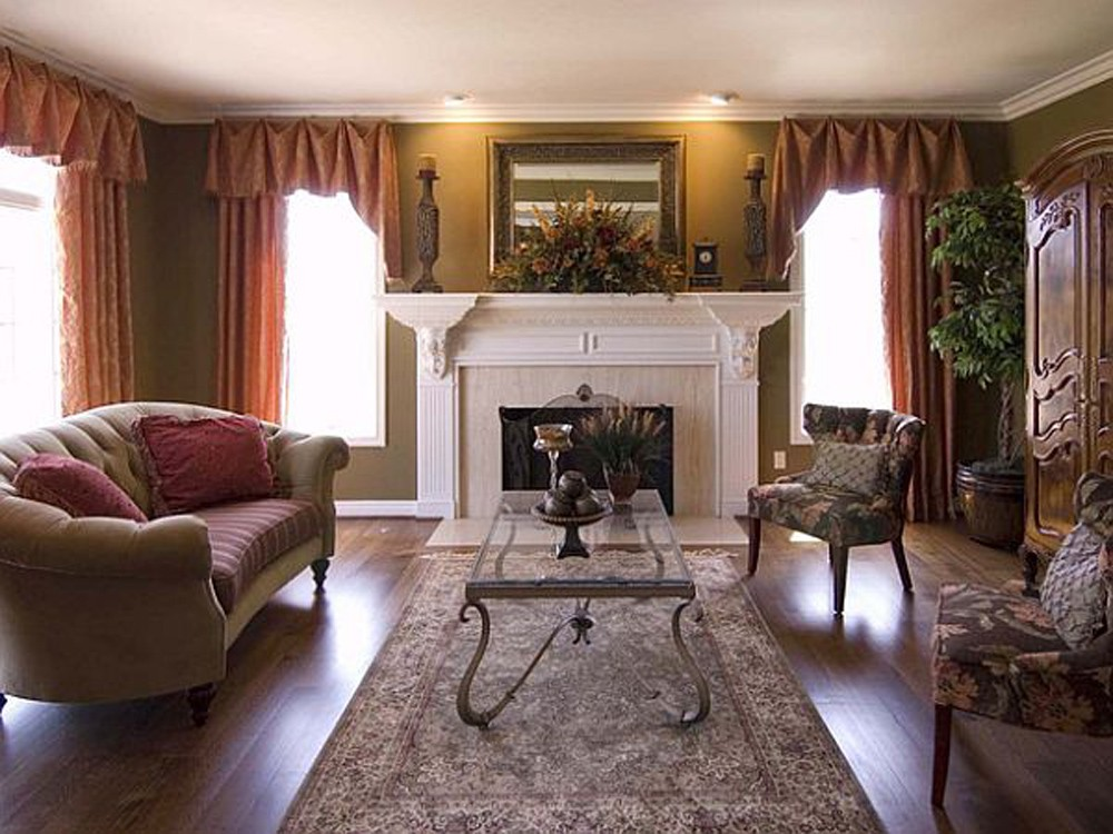 Fireplace Mantel Decor Ideas and Photos