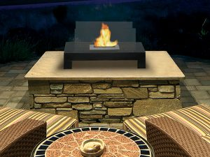 Smokeless Fireplaces are great for Modern Houses!