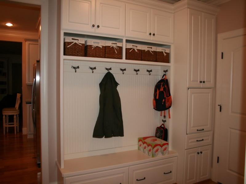 Beautiful Mudroom Storage Designs and Ideas