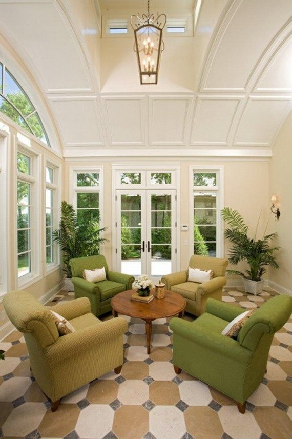 Spectacular Sunroom Ideas