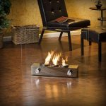 Smokeless Gas Fireplace