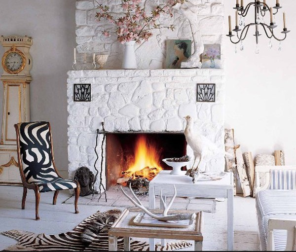 Make Your Room Warm and Stylish with an Electric Fireplace