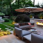 Beautiful Backyard Patios