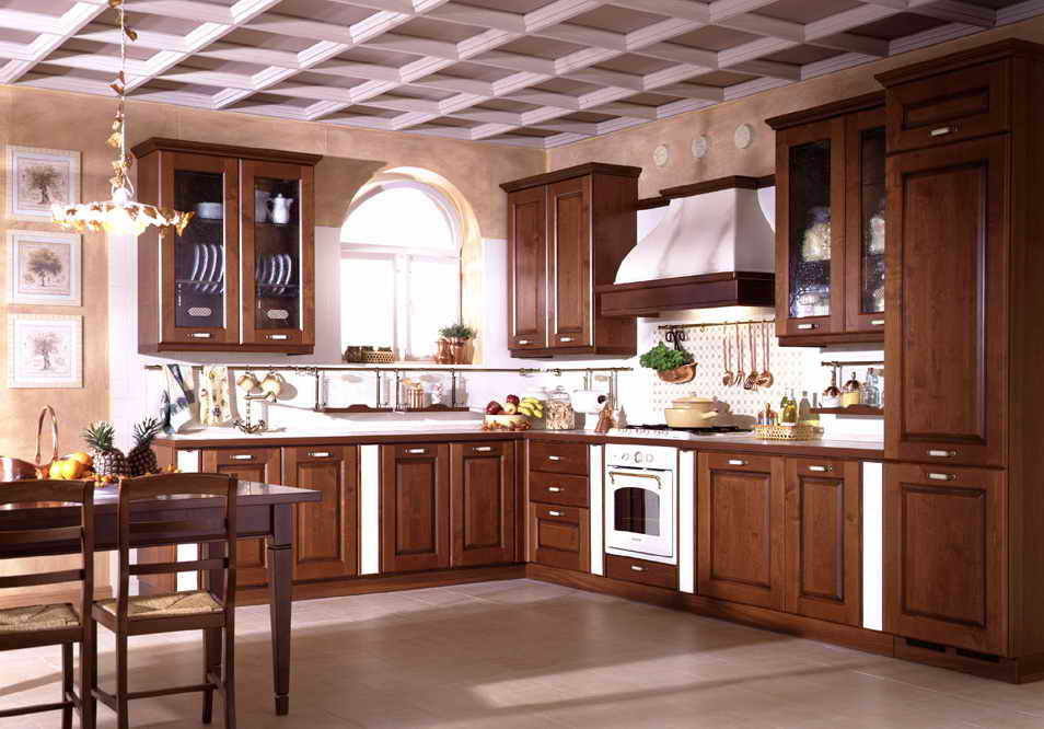 Ideas for Selecting Modern Kitchen Cabinets