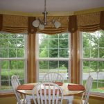 curtain for bay window