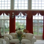 curtain rods for bay windows