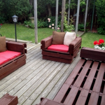 How To Make Pallet Patio Furniture
