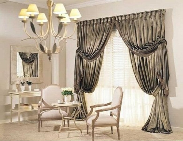 Ideas For Living Room Curtains