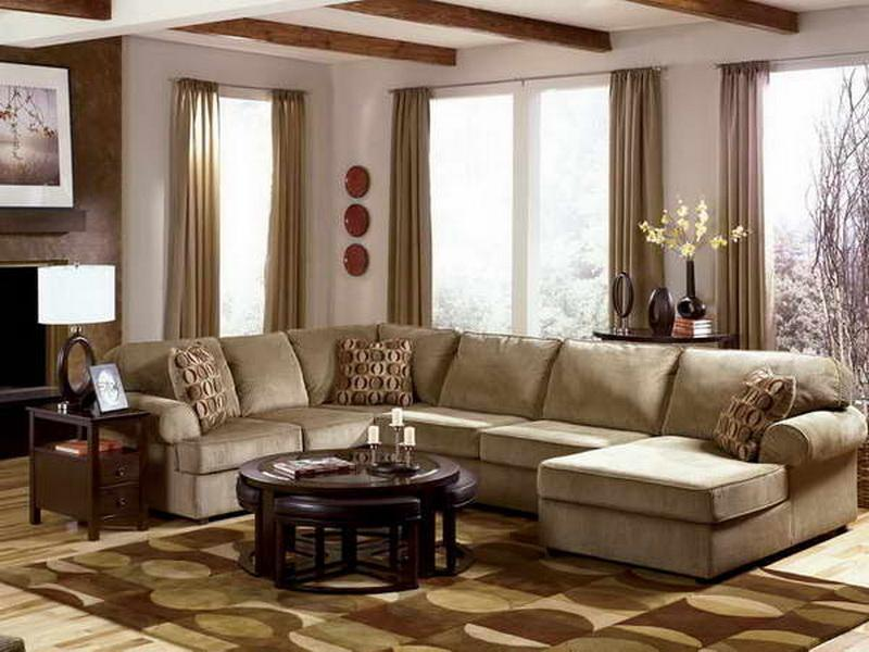 Small Living Room Sectionals