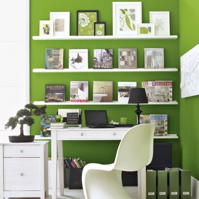 Small Office Decorating Ideas A Creative Mom