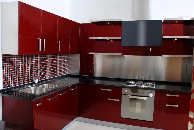 Stainless Steel Kitchen Cabinets India