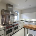 Stainless Steel Kitchen Worktops