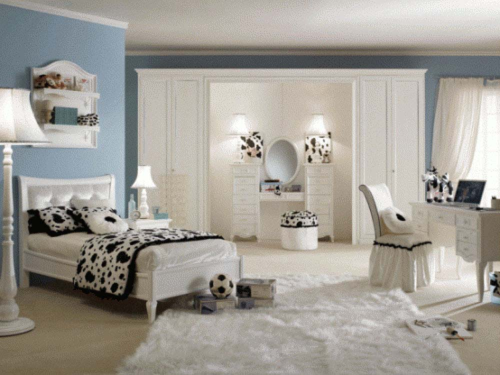 Teenage Room Ideas For Girls