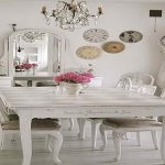 white shabby chic furniture