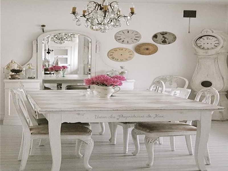 White Shabby Chic Furniture