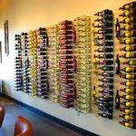 avila wall mount wine rack