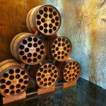 Barrel Wine Storage Racks