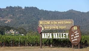 Napa Valley Vineyards In California