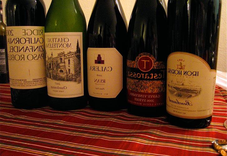 Napa Valley Wine California