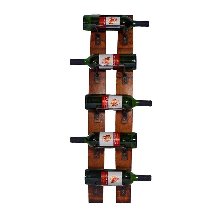 Wall Mounted Wine Racks Horizontal