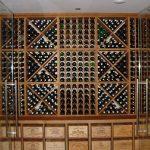 Wine Bottle Storage Rack