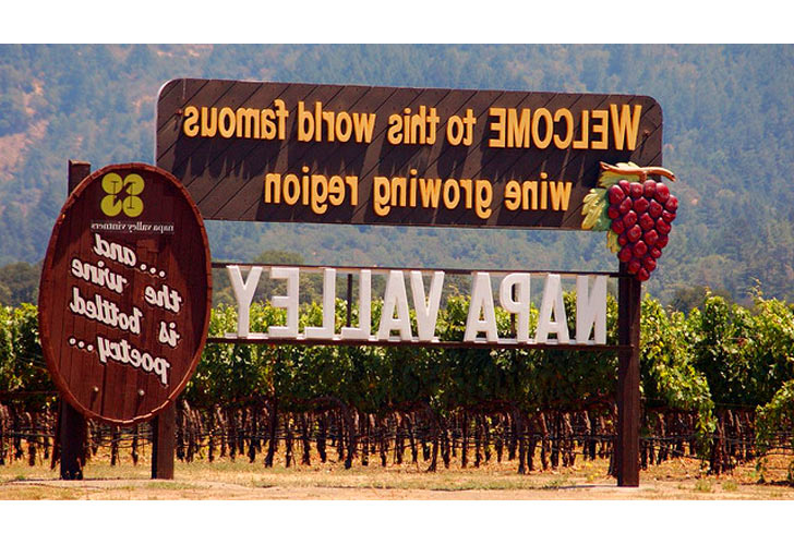Wine Country Napa Ca