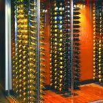 Wine Rack And Glass Storage