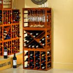 wine rack and storage
