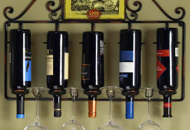 Choosing Wine Racks Made of Metal