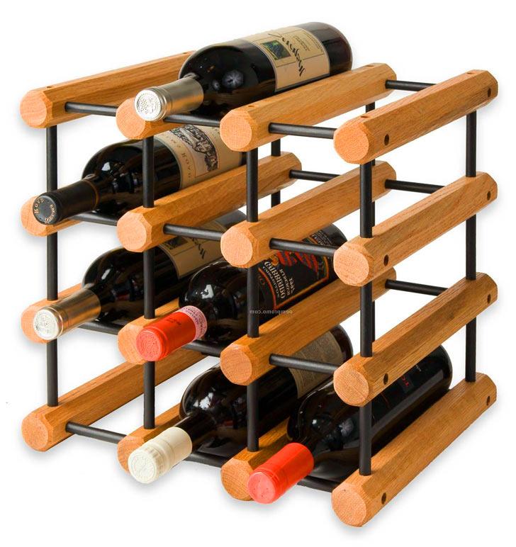 Wine Storage Bakers Rack