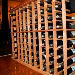 wine storage racks commercial