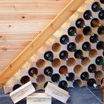 Wine Storage Tower Rack