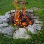 Backyard Fire Pit Designs Diy