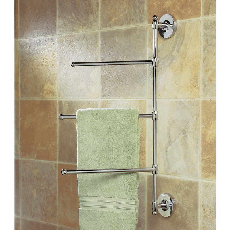 Ideas For The Perfect Bathroom Towel Bars A Creative Mom