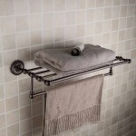 bathroom towel bar sets