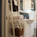 bathroom towel bars