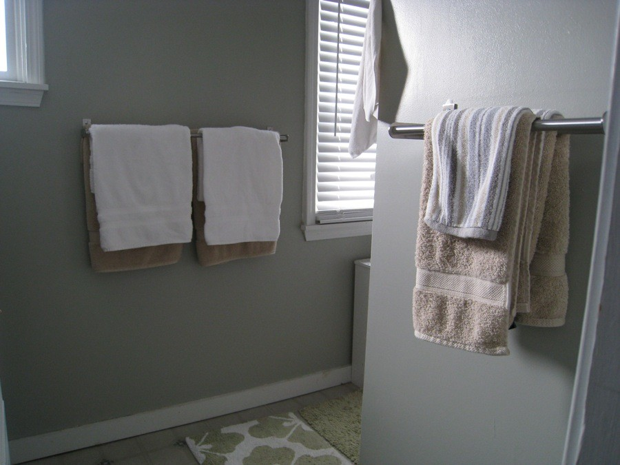 Bathroom Towel Bars And Accessories