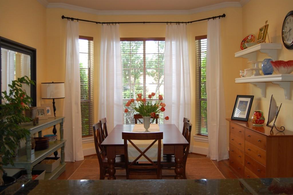 Bay Window Curtain Hardware