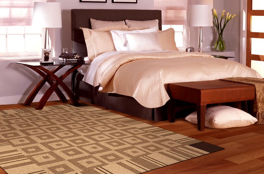 Carpet Tile Floor