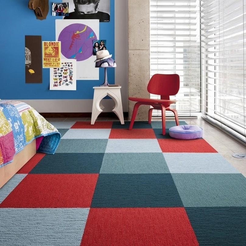 Carpet Tile Flooring