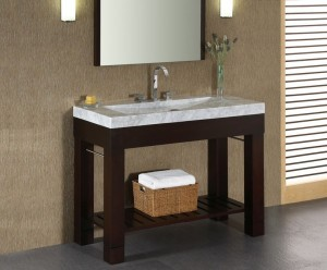 Contemporary Bathroom Vanities For Upscale Bathrooms
