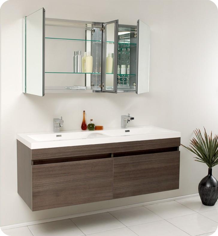 Contemporary Bathroom Cabinet