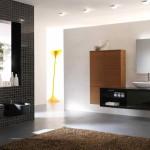 contemporary bathroom vanities without tops