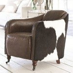 Cowhide Butterfly Chair
