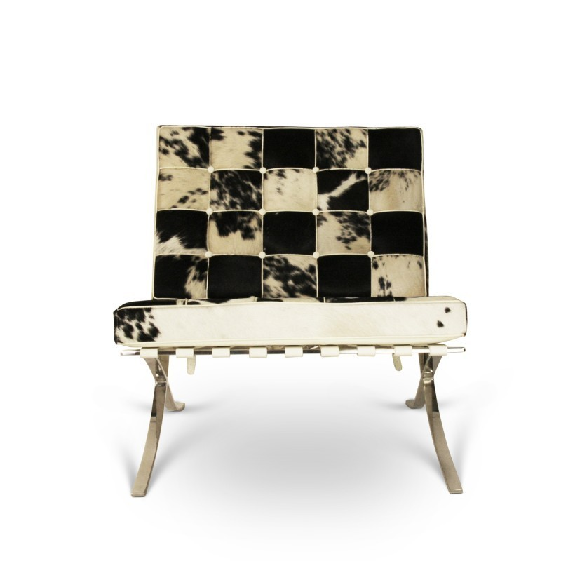 Cowhide Chair Covers