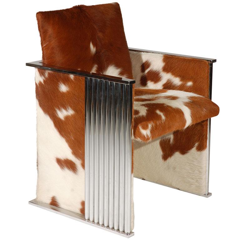 Cowhide Chair Cushions