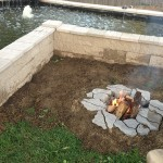 In Ground Fire Pit Designs