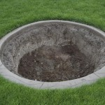 in ground fire pits